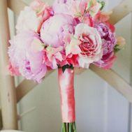 bouquet de peonia
