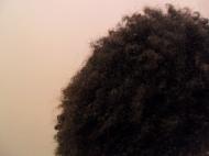 Cabelos secos e finalizados
