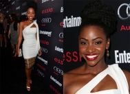 Teyonah+Parris+Entertainment+Weekly+SAG+Pre+Party+2013